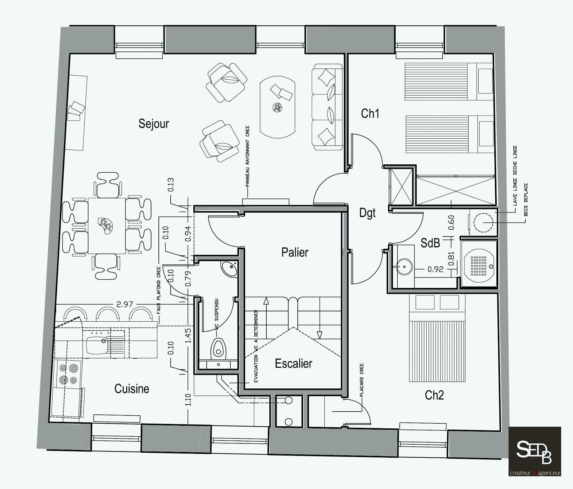 Meilleur logiciel plan de maison 3d id es de travaux - Meilleur logiciel de plan de maison ...