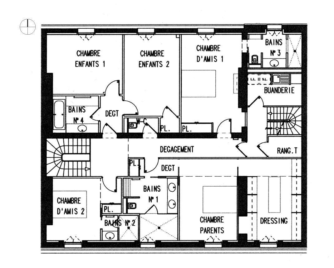 Telecharger plan de maison gratuit - Idées de travaux