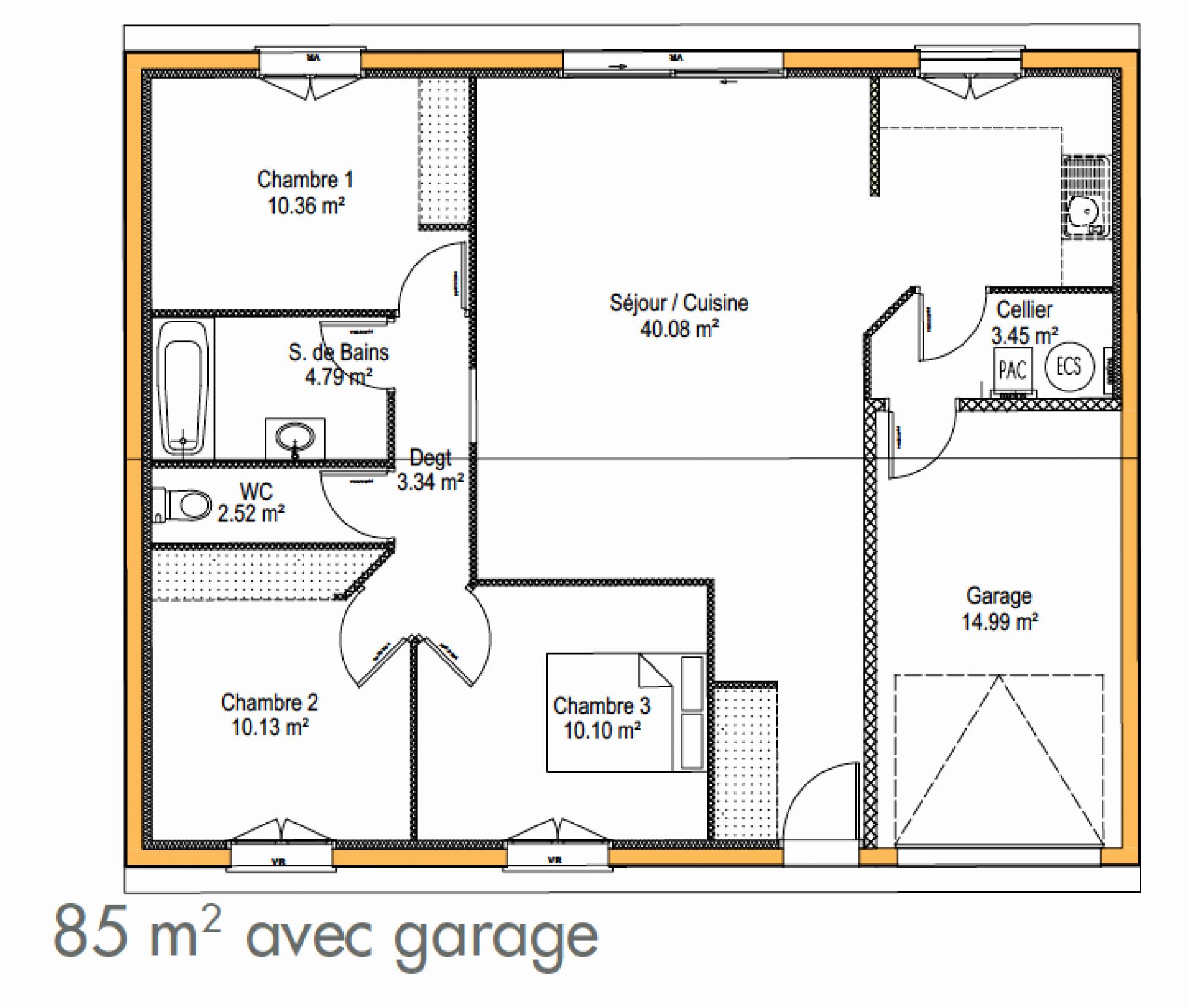 40 plans de maison pdf gratuit - Idées de travaux