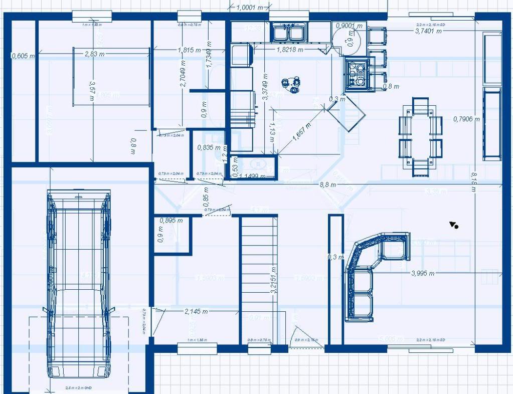 Le plan de construction d'une maison - Idées de travaux