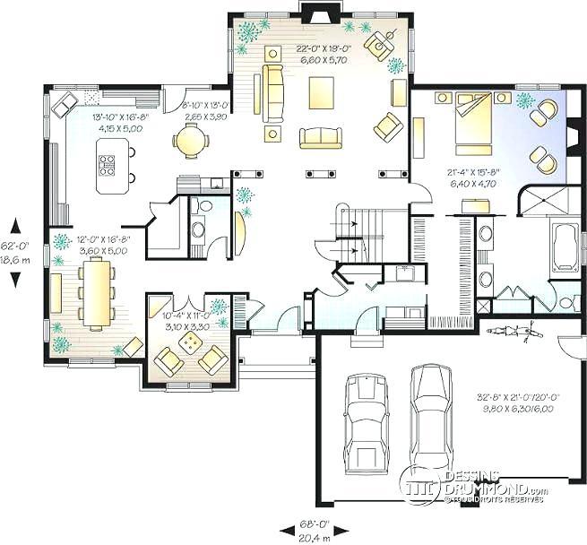 Plan maison americaine en bois id es de travaux - Maison bois americaine ...