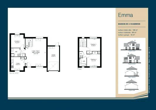 Plan Maison Kaufman   Ventana Blog