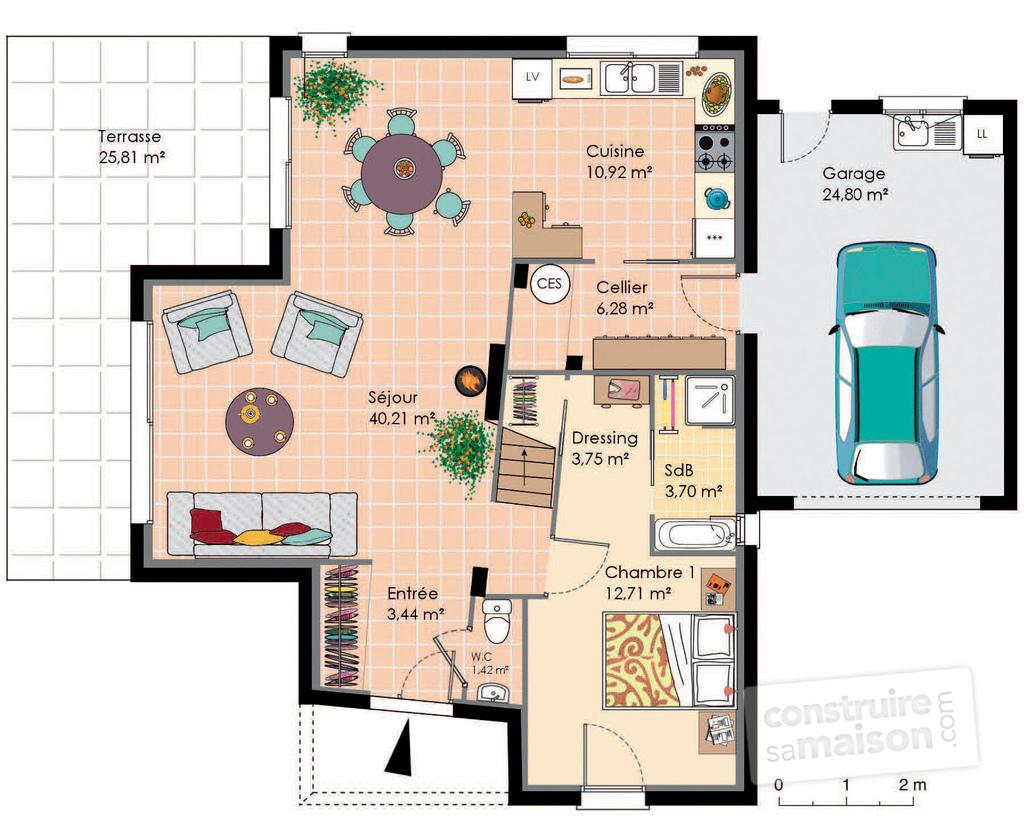 Faire son plan de maison soi meme gratuit id es de travaux - Faire des plans de maison ...