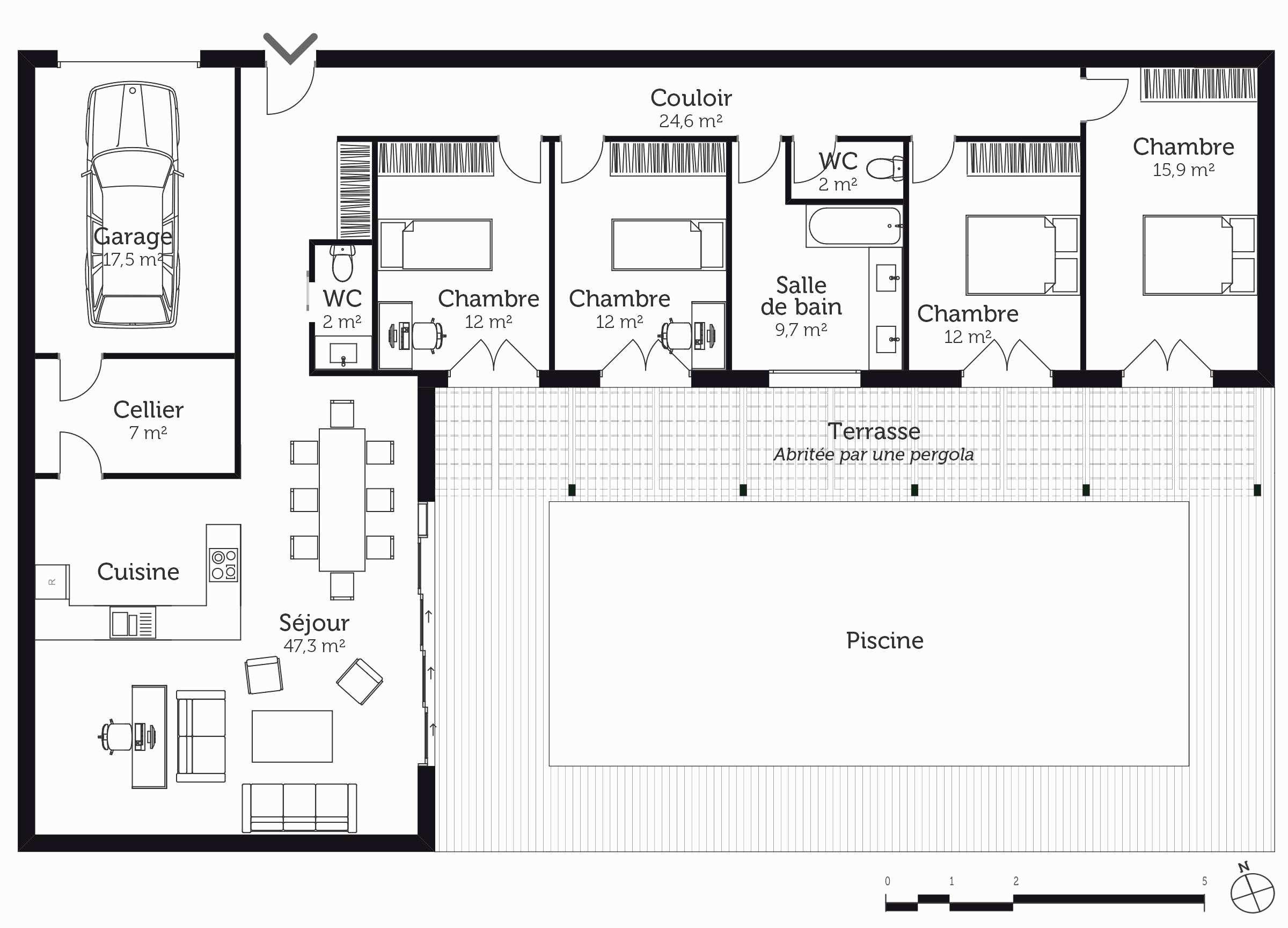 Créer son propre plan de maison gratuit - Idées de travaux