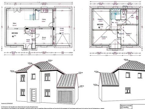 Plan maison simple r+1 - Idées de travaux