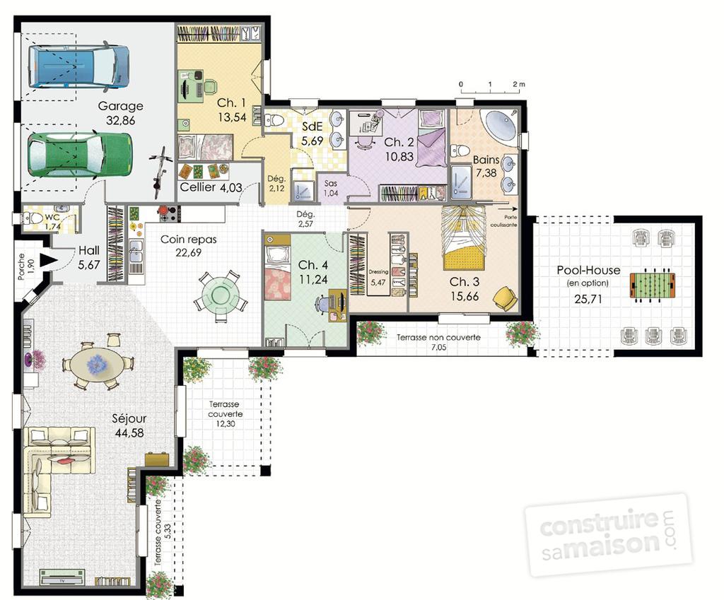 Prix d un architecte pour plan de maison