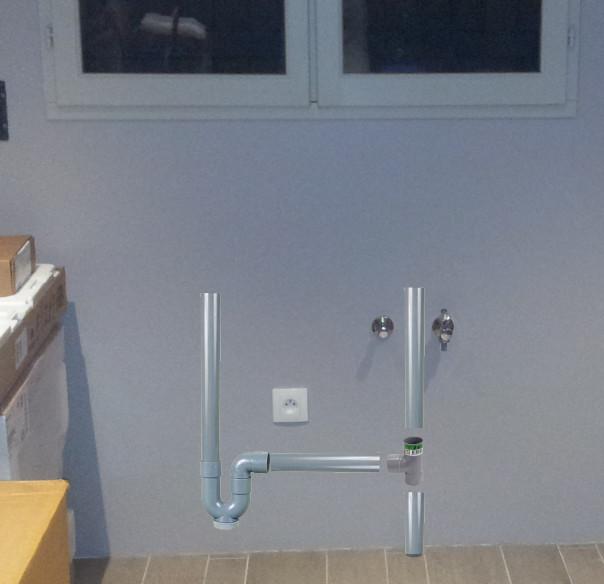 evacuation evier lave vaisselle id es de travaux. Black Bedroom Furniture Sets. Home Design Ideas