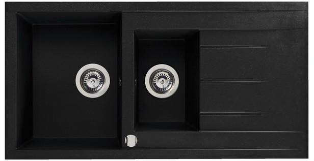 evier inox 2 bacs brico d pot id es de travaux. Black Bedroom Furniture Sets. Home Design Ideas