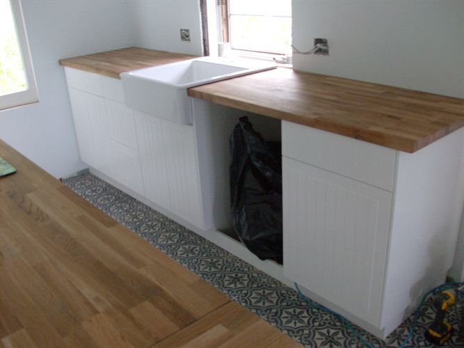 ikea evier domsjo id es de travaux. Black Bedroom Furniture Sets. Home Design Ideas