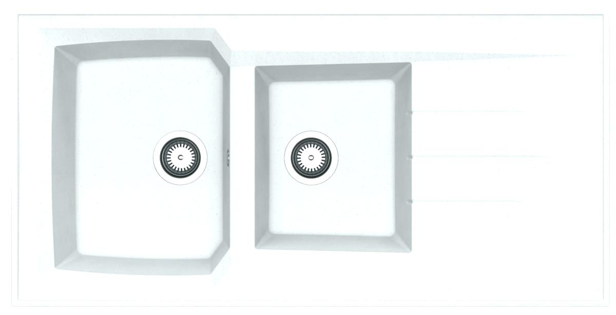 nettoyer evier resine blanc id es de travaux. Black Bedroom Furniture Sets. Home Design Ideas