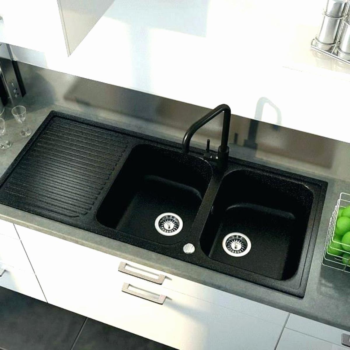 comment nettoyer un evier en resine noir id es de travaux. Black Bedroom Furniture Sets. Home Design Ideas
