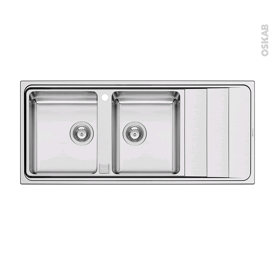Comment enlever rayures sur evier inox