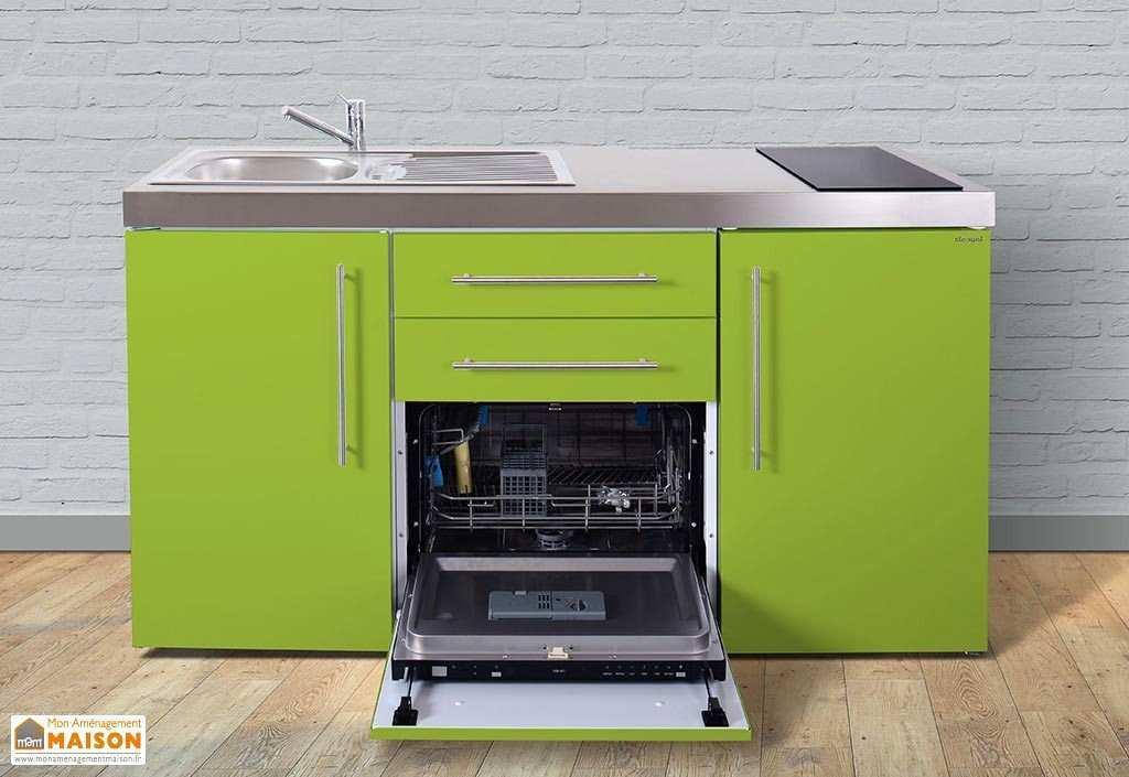 meuble evier avec lave vaisselle id es de travaux. Black Bedroom Furniture Sets. Home Design Ideas