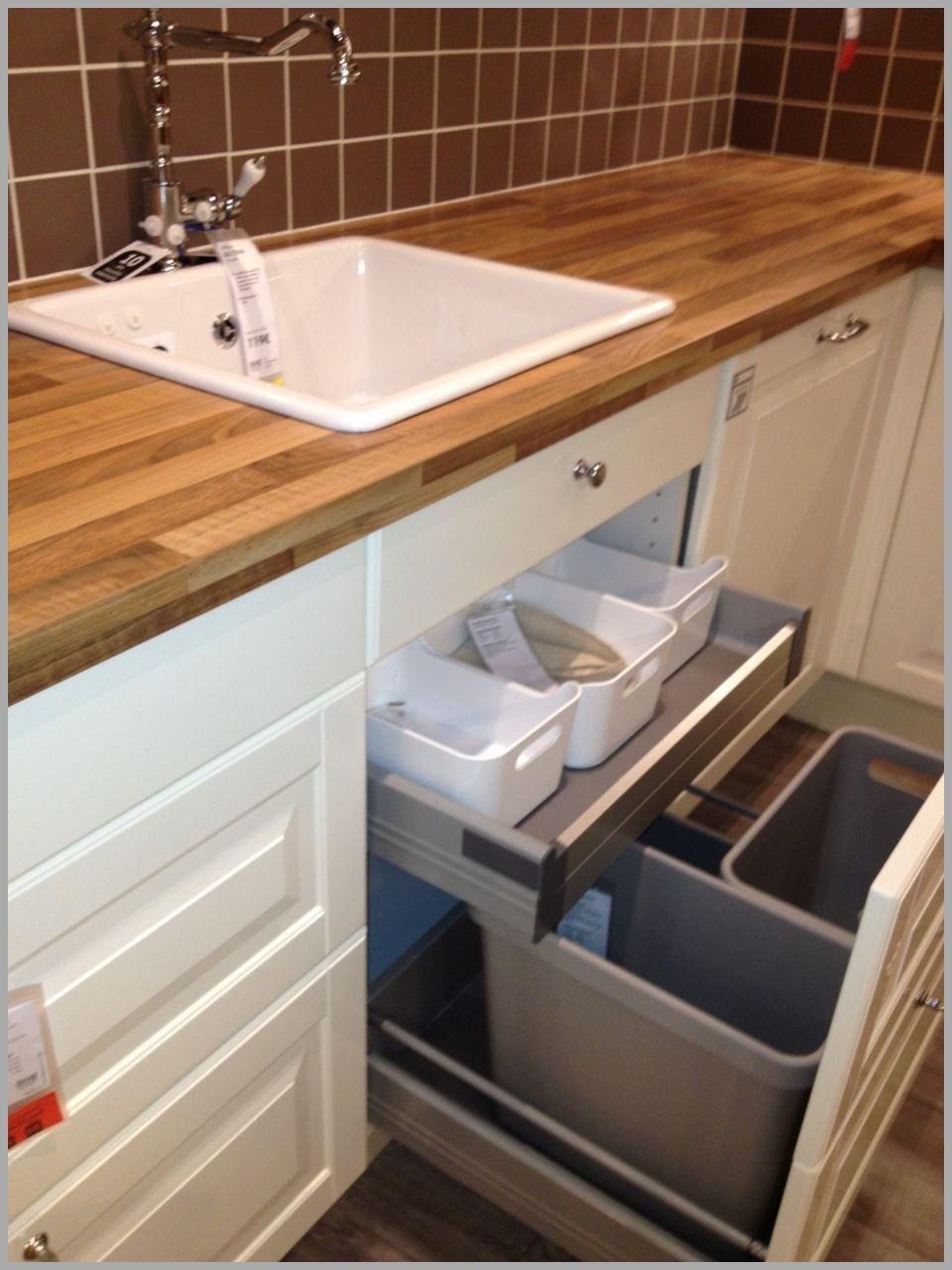 Ikea tiroir sous evier id es de travaux Tiroirs cuisine ikea