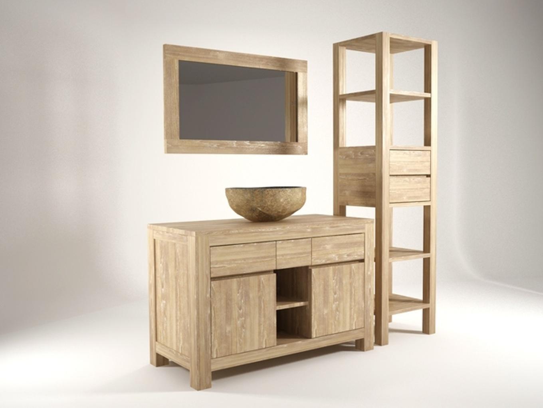 meuble sous vasque pas cher salle de bain kwaliefy. Black Bedroom Furniture Sets. Home Design Ideas