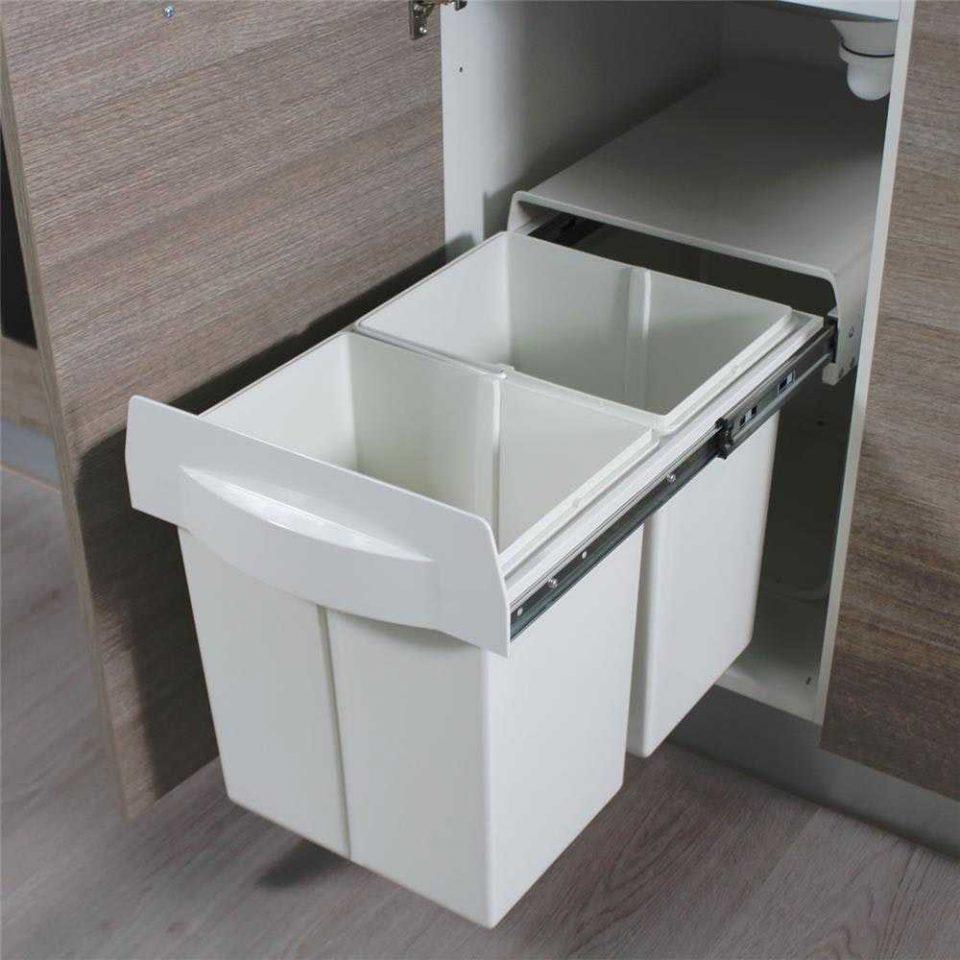 poubelle sous evier leroy merlin id es de travaux. Black Bedroom Furniture Sets. Home Design Ideas