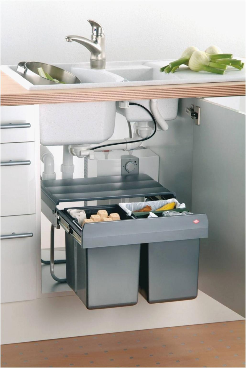Ikea meuble sous evier poubelle id es de travaux - Ikea evier cuisine ...